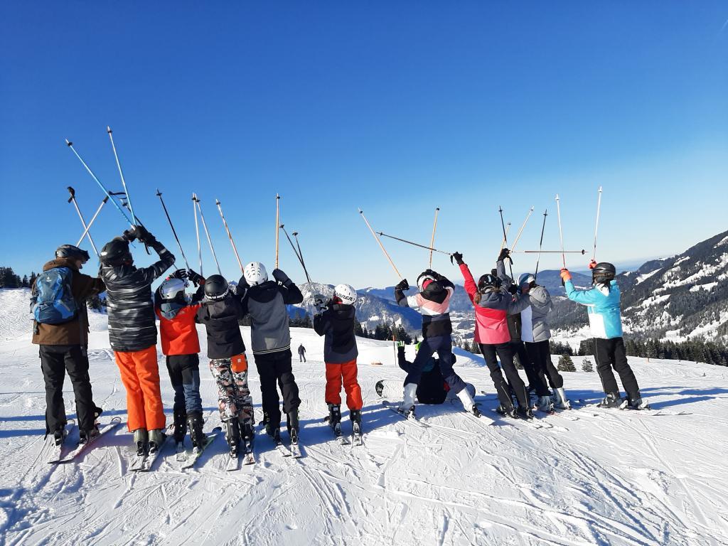 Skilager Tag 1-3